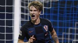 Tin Jedvaj Croatia Spain Nations League 15112018
