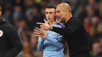 2020-01-18 Guardiola Foden Manchester City