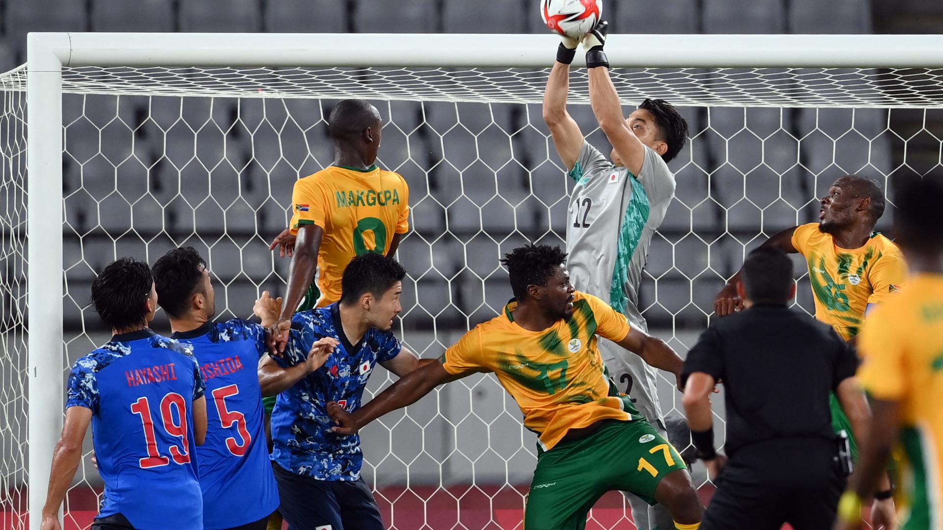 Japan U23 1-0 South Africa U23: Real Madrid starlet Kubo condemns Amaglug-glug to defeat