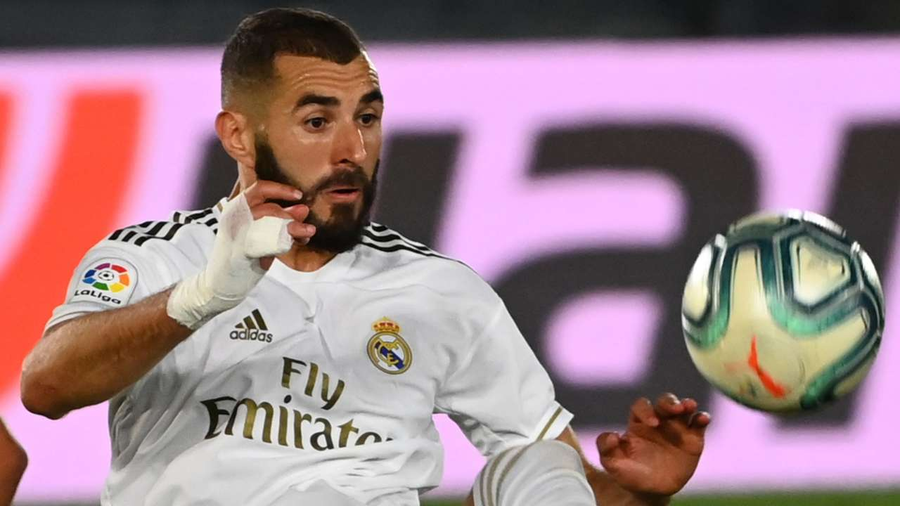 Karim Benzema, Real Madrid 2020-21, La Liga