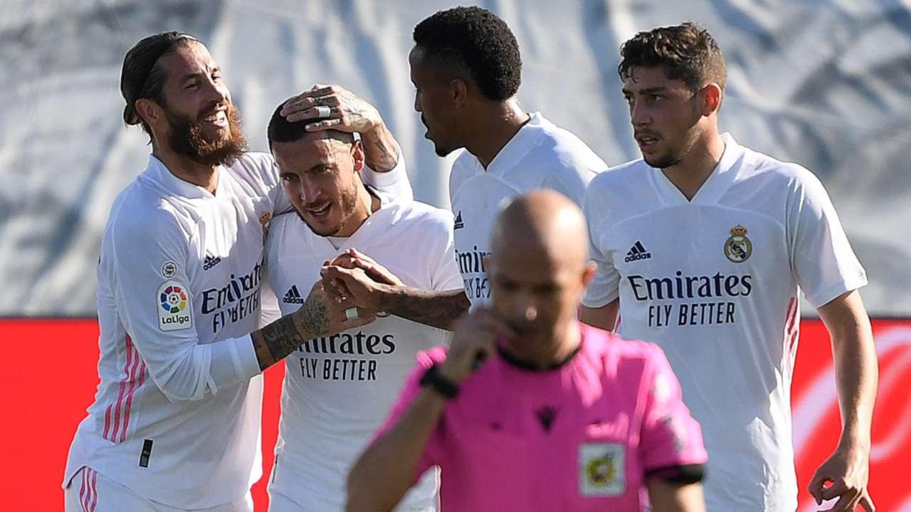 Eden Hazard Real Madrid 2020