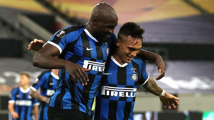 Romelu Lukaku, Lautaro Marintez, Inter