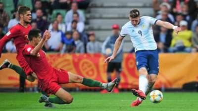 France Portugal u20