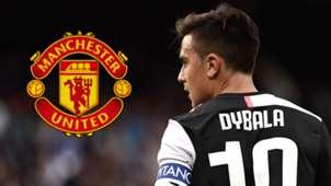 Paulo Dybala Juventus Man Utd