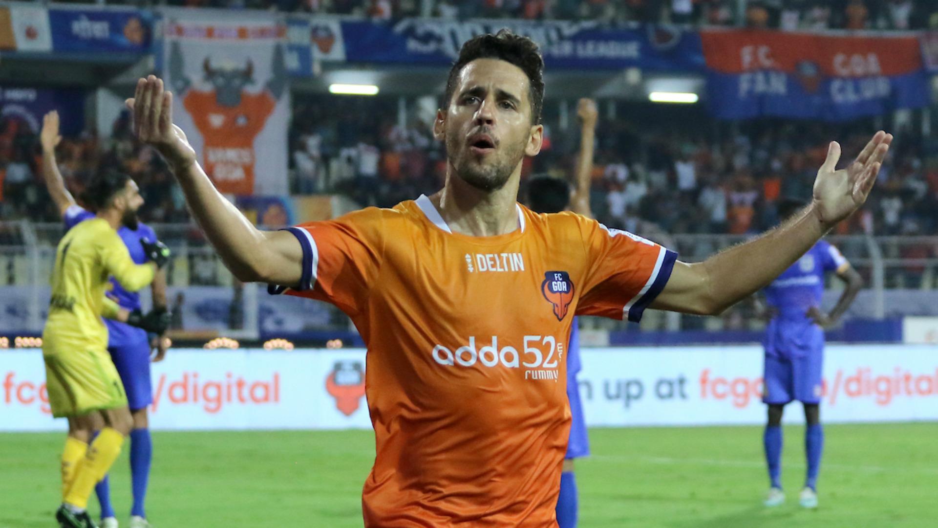 Ferran Corominas FC Goa Mumbai City ISL 6