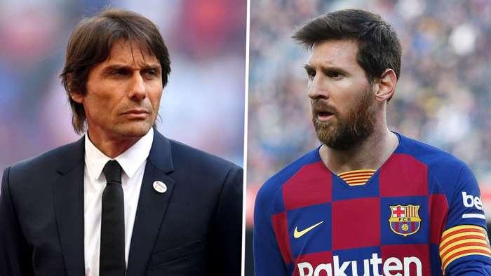 Conte/Messi split 2019-20