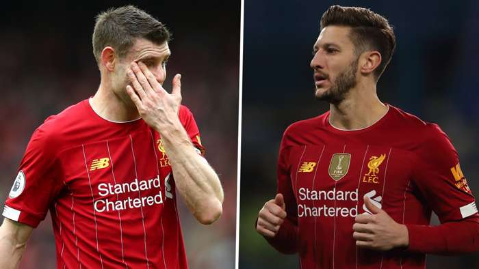 James Milner Adam Lallana