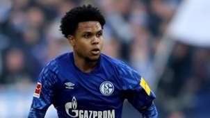 Weston McKennie Schalke 2019-20