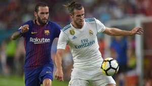 Gareth Bale Real Madrid, Arda Turan Barcelona