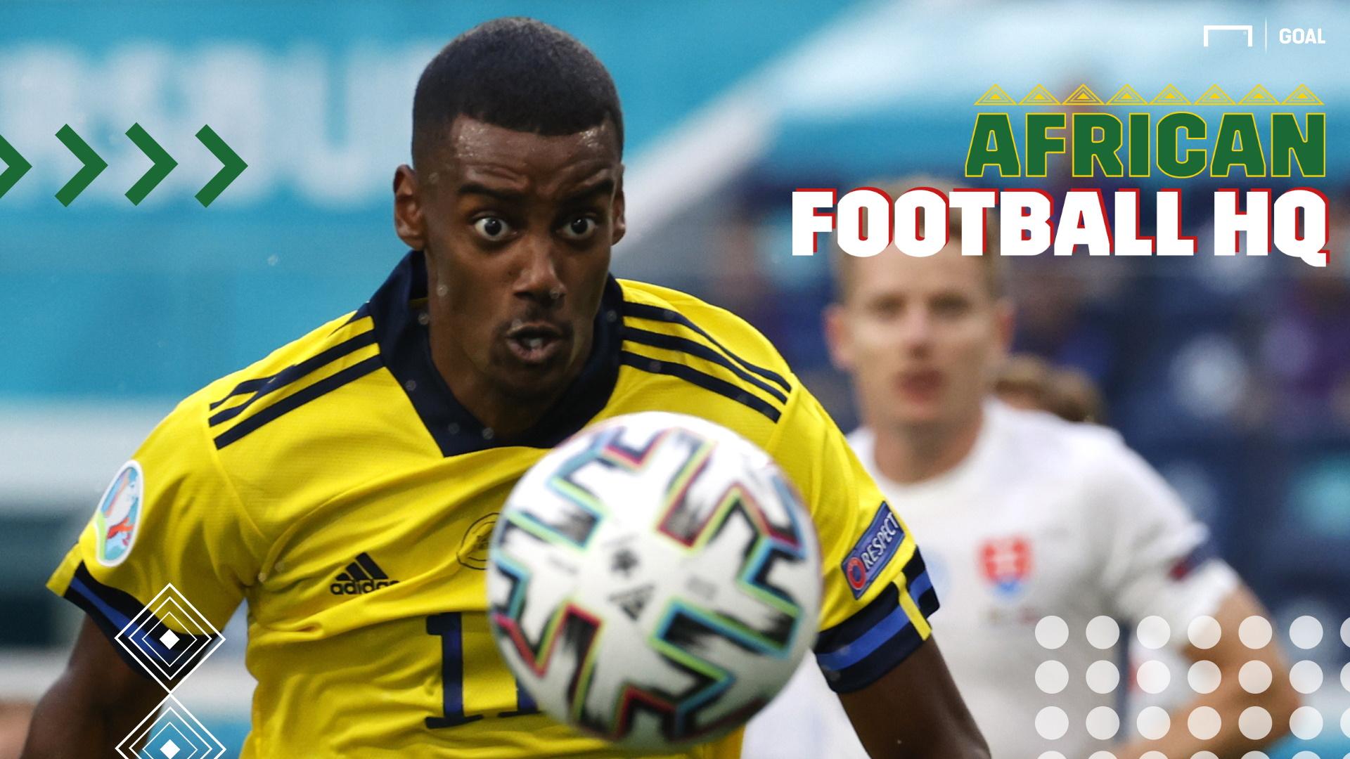 Alexander Isak: Africa's star man at the Euros so far? - African Football HQ