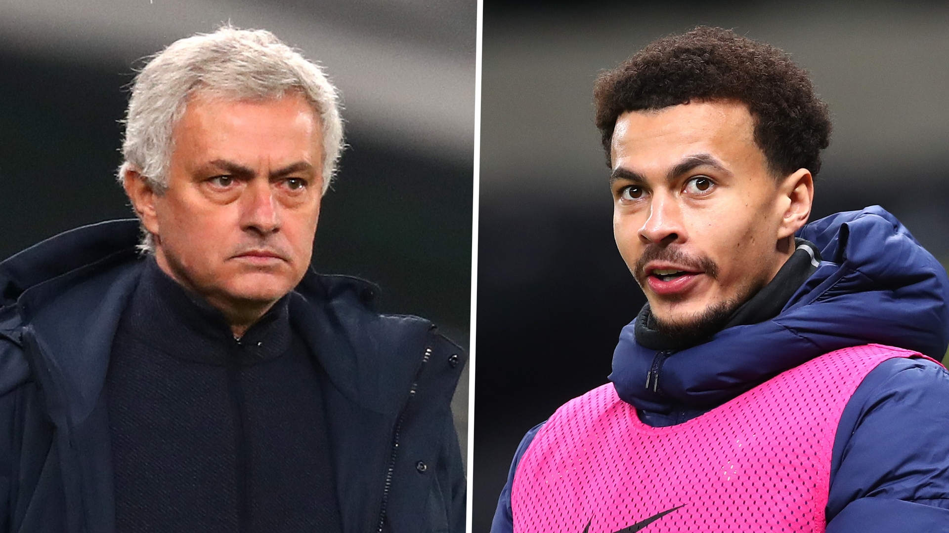 Alli 'not injured' but still a doubt for Mourinho as Spurs prepare for Everton FA Cup clash