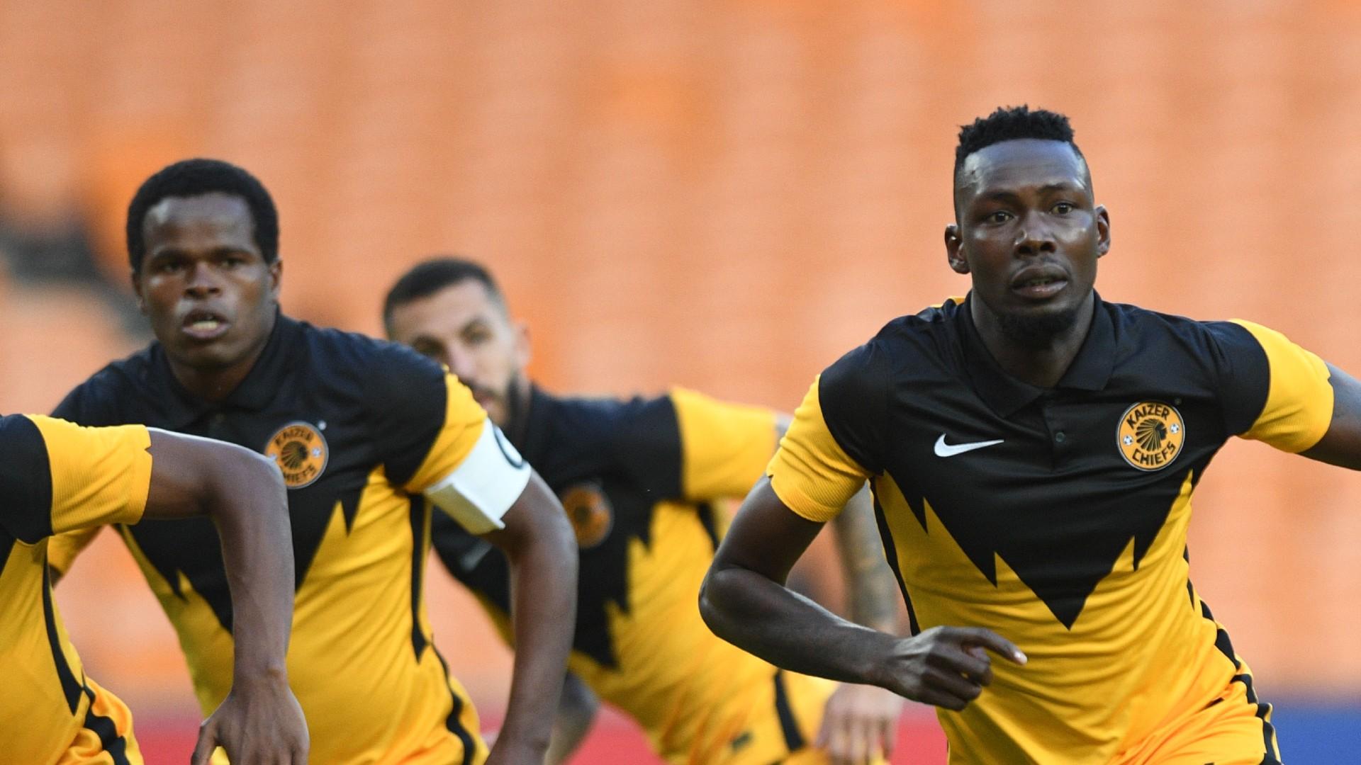 Katsande: People said Kaizer Chiefs are a lower-league team