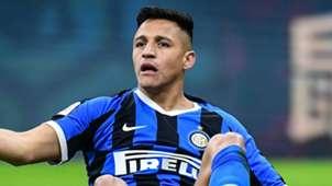 Alexis Sanchez Inter 2019-20