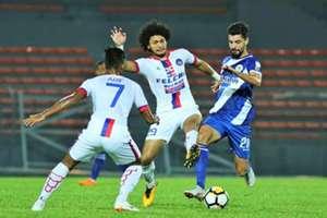 Alif Samsudin, Felcra FC, Paulo Josue, Kuala Lumpur, Malaysia Cup, 2018