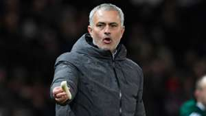 Jose Mourinho Manchester United banana 2017