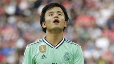 Takefusa Kubo Real Madrid 2019-20
