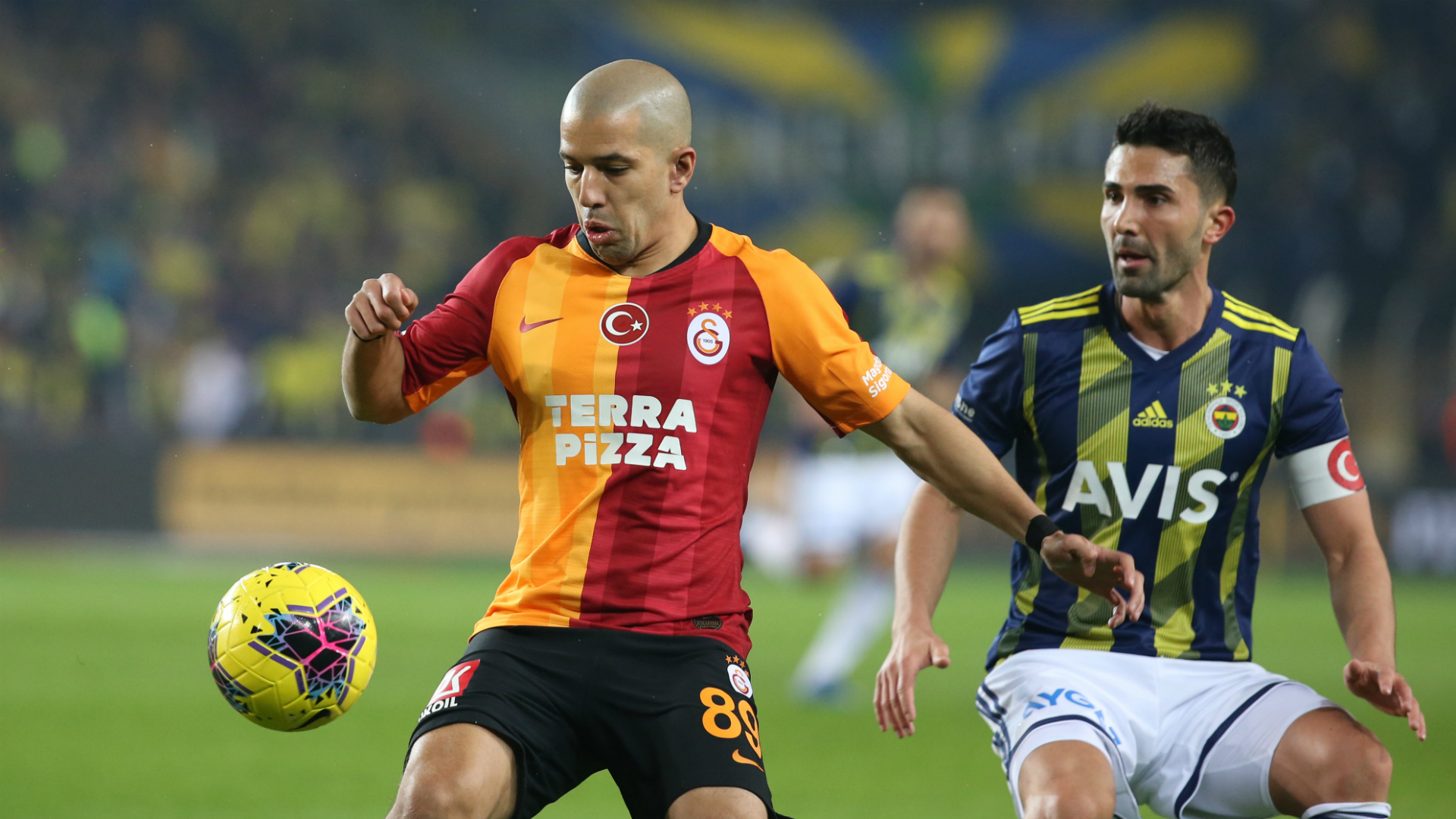 Feghouli scores first goal of the season in Galatasaray's victory over Goztepe