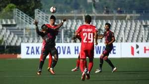 Aizawl FC Minerva Punjab I-League 2018-19
