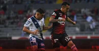 Atlas vs Puebla Clausura 2020