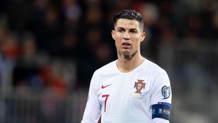 Cristiano Ronaldo Portugal 2020