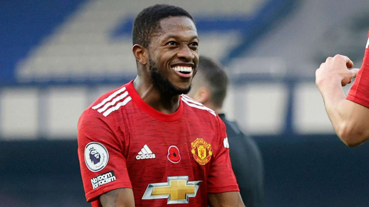 Fred Manchester United 2020-21