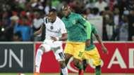Justin Shonga, Orlando Pirates & Musa Bilankulu, Golden Arrows