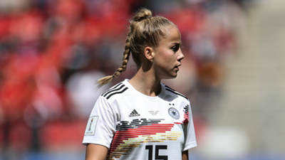 Giulia Gwinn Germany Women's World Cup 2019