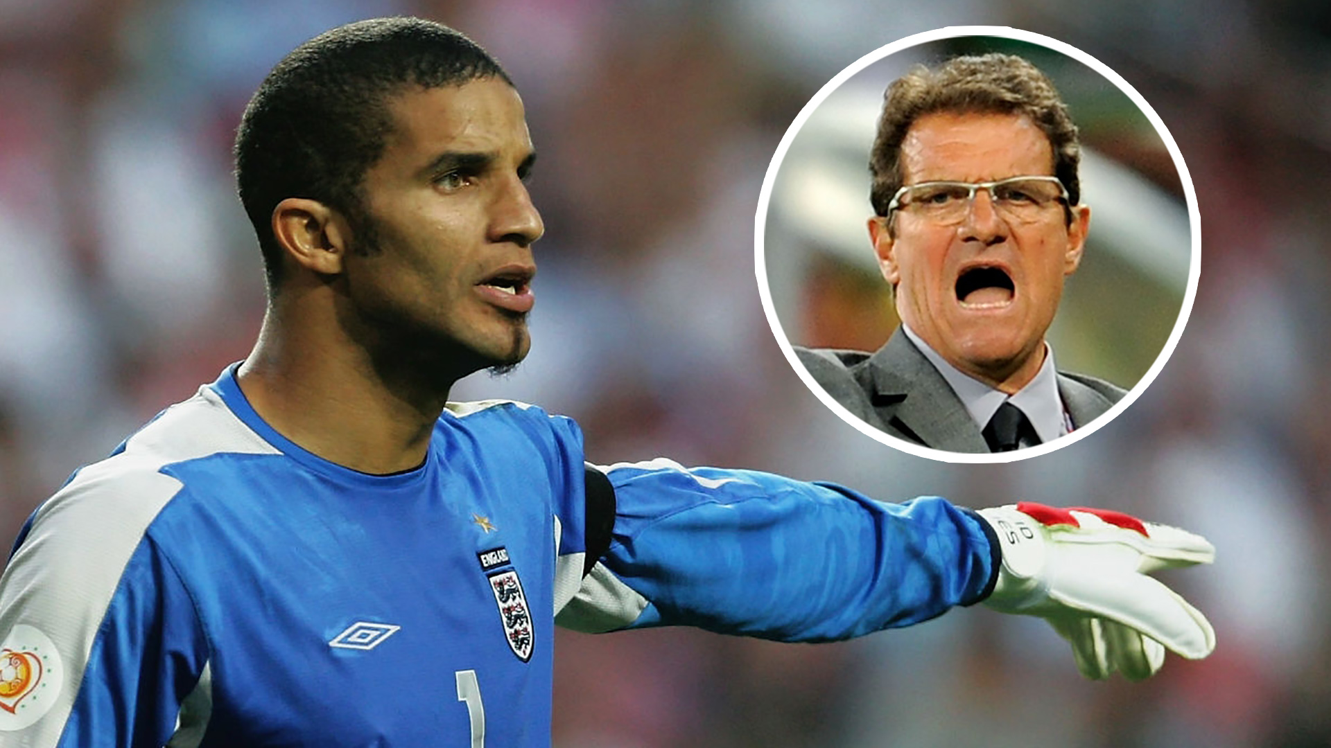 I asked England stars if they wanted Hart or 'Calamity James' after Green's World Cup horror show - Capello