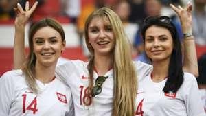 美女サポワールドカップ_ポーランドvsセネガル_ポーランド3