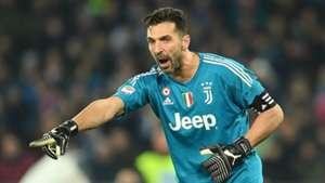 Gianluigi Buffon Juventus Serie A 12012017