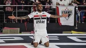 Dani Alves Sao Paulo 2019