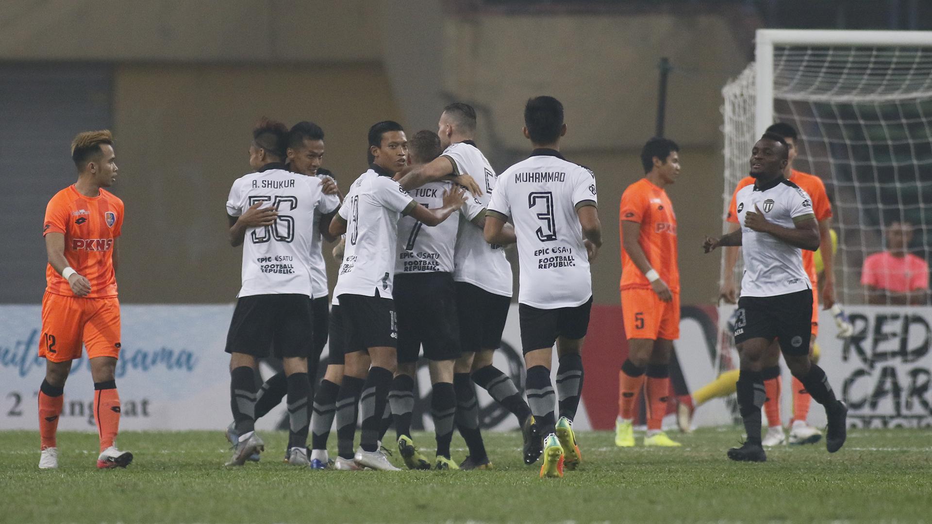 PKNS FC v Terengganu FC, Malaysia Cup, 17 Sep 2019