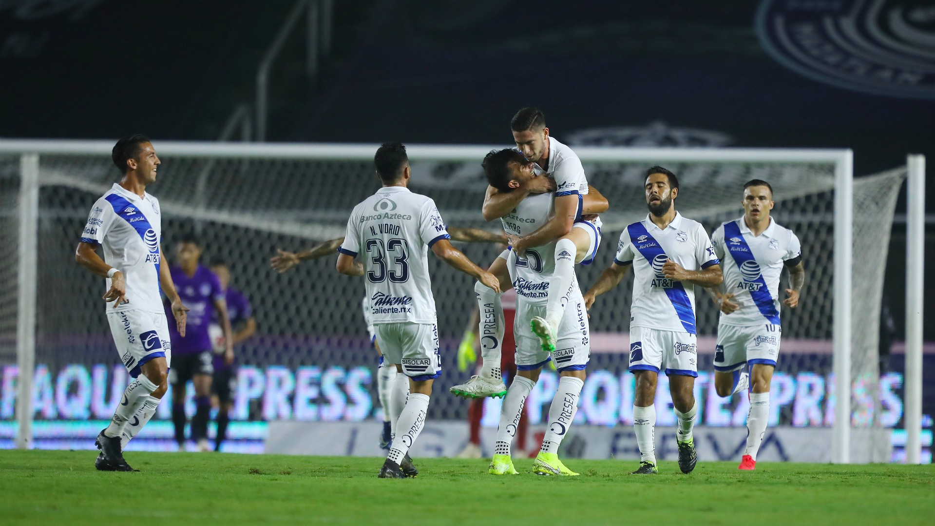 Guardianes 2020: Goles de Mazatlán 1-4 Puebla, resultado, resumen y videos    Goal.com