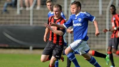 Schalke U17 2013 Stieber