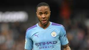 Raheem Sterling Manchester City 2019-20