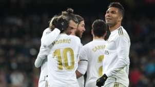 Real Madrid Real Sociedad LaLiga 23112019