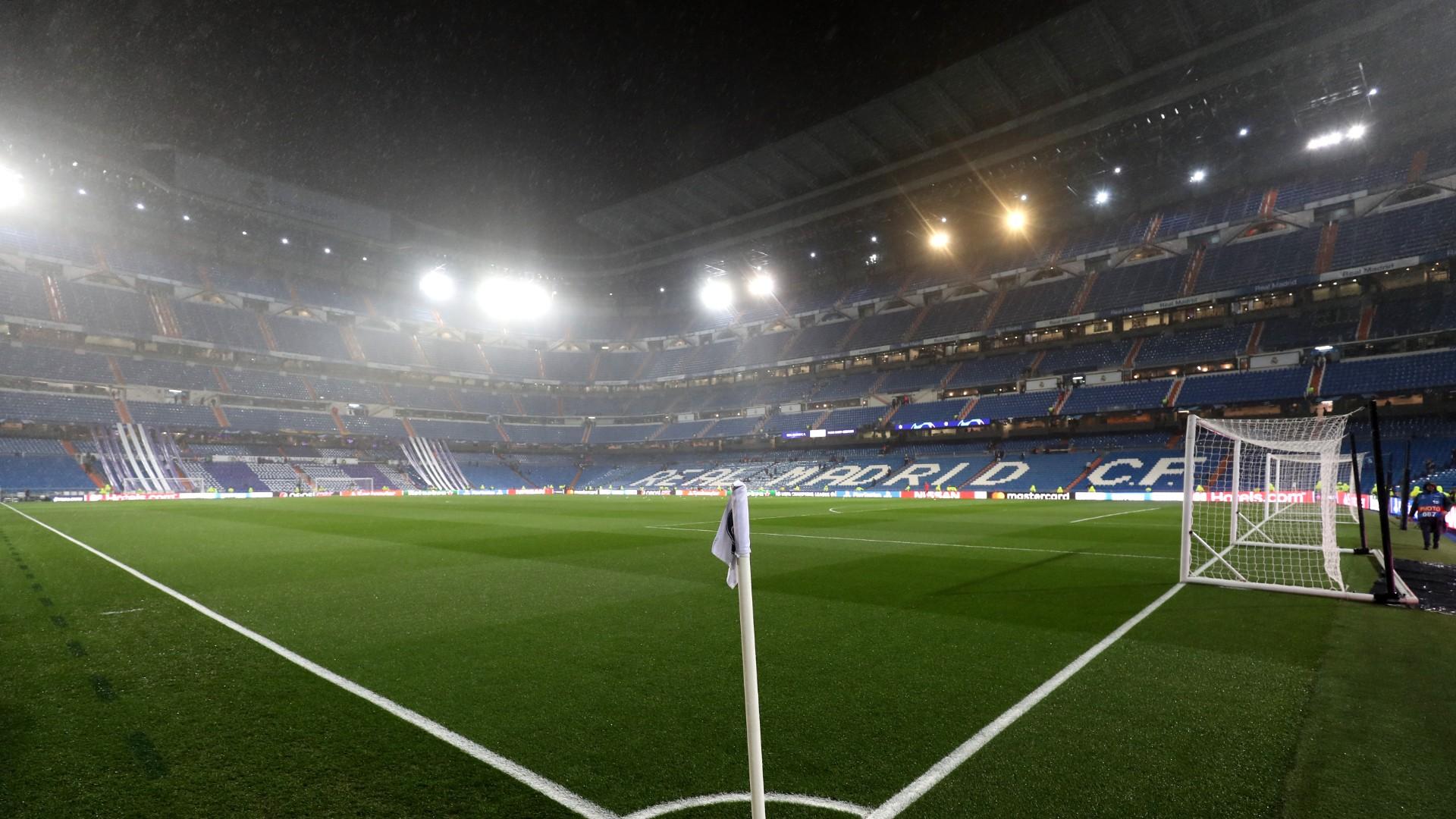 Coronavirus: le Real Madrid va collecter du matériel médical dans son stade