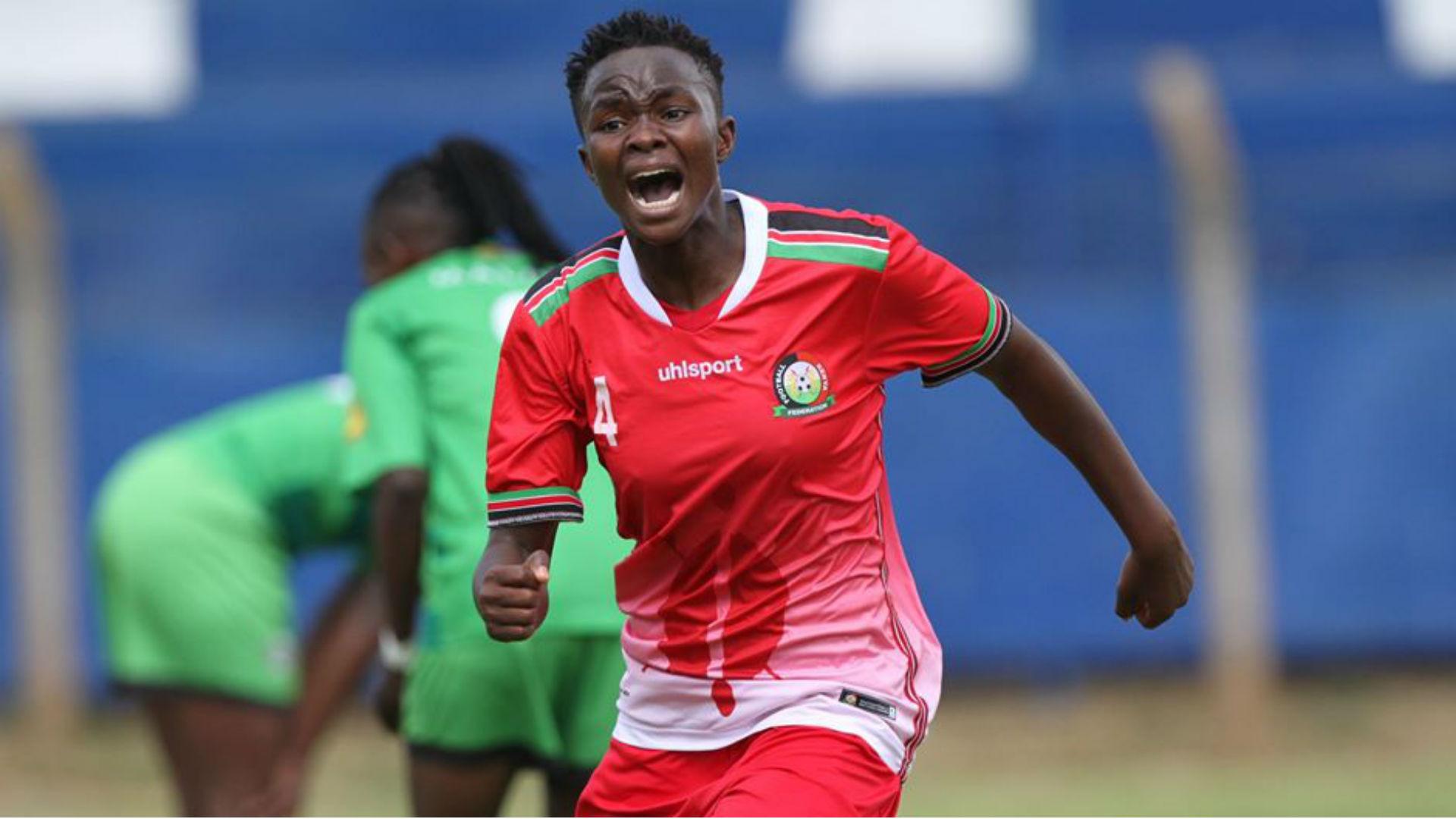 Reaching Oshoala's heights my ultimate dream – Kenya's Shilwatso