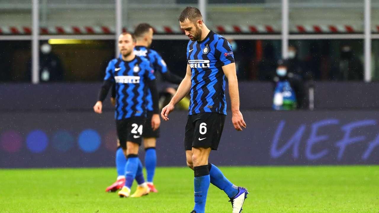 Stefan de Vrij Inter 2020-21