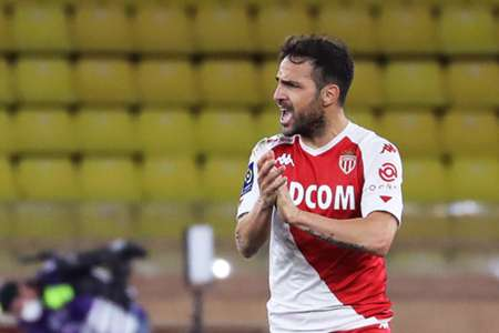 'I've been playing in the top-flight for 19 years' – Fabregas vows to see out Monaco contract
