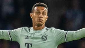 Thiago Alcantara Bayern Munich 2018-19