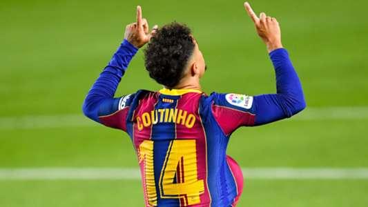 FC Barcelone : Koeman prêt à donner une dernière chance à Coutinho | Goal.com