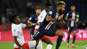 Eric Choupo-Moting PSG Reims Ligue 1 25092019