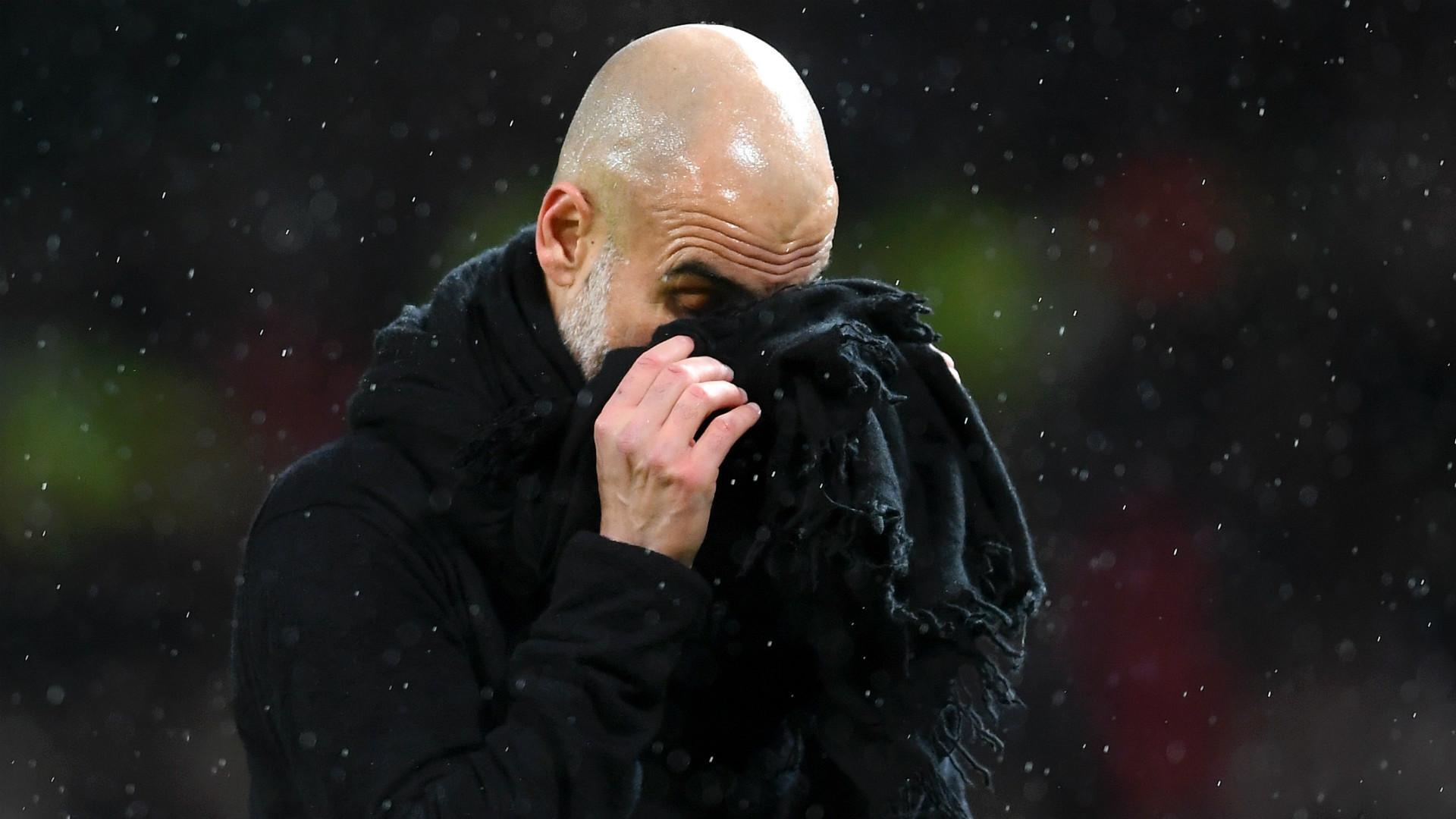 Man City chairman Al-Mubarak 'not happy' after failed title defence, says Guardiola
