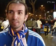 Vox Pop aficionados Real Madrid