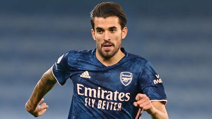 Dani Ceballos Arsenal 2020-21