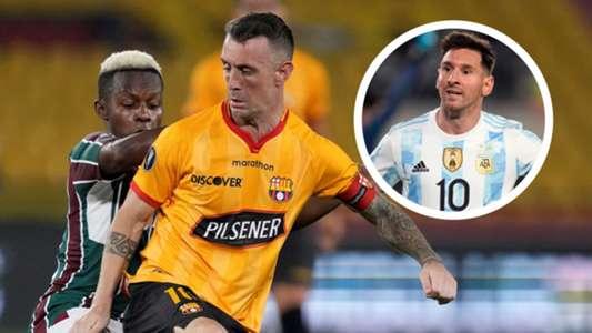 Rosario's other Barcelona No.10: 'Ecuadorian Messi' Diaz driving South American minnows towards Libertadores glory   Goal.com