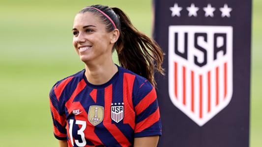 JO - Les USA d'Alex Morgan se relancent de fort belle manière | Goal.com