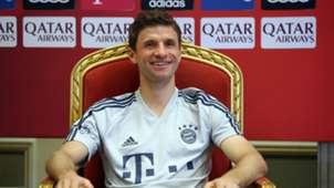 Thomas Muller Bayern Munich 08012020