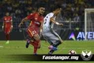 Nurshamil Abd Ghani Selangor Malaysia Super League 04032017
